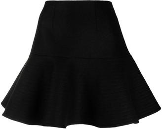 Patou Mini Skater Skirt