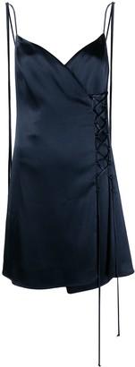 Raquette Moonlight cady dress
