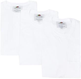 Cédric Charlier chest pocket T-shirt