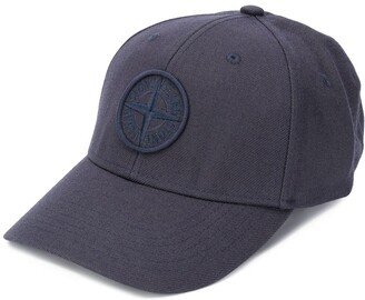 Stone Island Embroidered Logo Cap