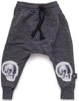 Nununu Youth Patch MD Skull Baggy Pants
