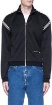 Maison Margiela Stripe trim track jacket