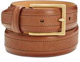 Cole Haan Men's Textured Leather Belt