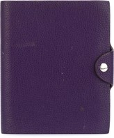 Hermes 2005 pre-owned ring binder notebook cover