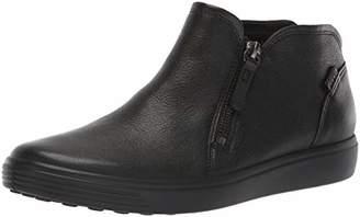 Ecco Women's Soft 7 Ladies Ankle Boots, Black (Black 1001), 7.5 (Manufacturer Size: 41)