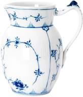 Royal Copenhagen Fluted Plain Porcelain Jug