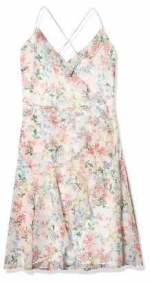 Erin Fetherston Erin Women's Spaghetti Strap Floral Wildflower Dress