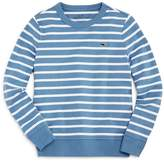 Vineyard Vines Boys' Striped Crewneck Sweatshirt