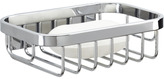 Container Store Easy Lock!TM Pro Soap Dish Stainless
