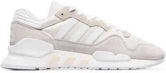 adidas white never made ZX930 EQT sneakers