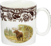 Spode Woodland Majestic Moose Mug