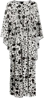 La DoubleJ Circe printed maxi dress