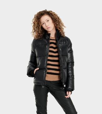 UGG Izzie Puffer Jacket Nylon
