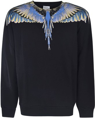 Marcelo Burlon County of Milan Wings Regular Crewneck