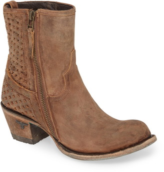 Lane Boots Windfall Perforated Bootie