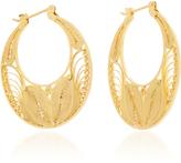 Mallarino Safiya Hoop Earrings
