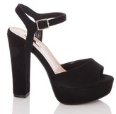 Dorothy Perkins Black Sandals For Women ShopStyle Australia