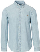 Polo Ralph Lauren Classic-Fit Chambray Shirt