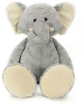 Jumbo Biscuit Friends Elephant Plush in Grey