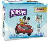 Huggies Pull-Ups® Cool and Learn Jumbo 25-Count Disposable Boy's 2T in 3T Training Pants