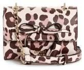 GUESS Leila Leopard-Print Crossbody Bag