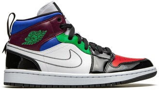"Jordan Air 1 Mid SE ""Multicolour"" sneakers"