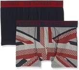 Ben Sherman Men's Gabriel Boxer Shorts