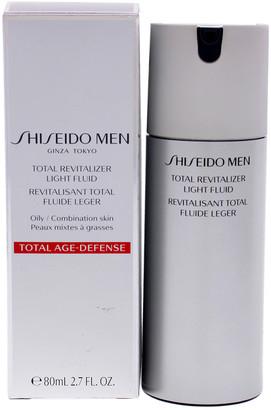 Shiseido 2.7Oz Total Revitalizer Light Fluid