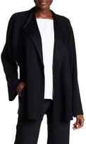Helmut Lang Belted Knit Coat