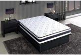 DHP Signature Sleep 8-inch Full-size Liberty Pocket Coil & Memory Foam reversible Mattress