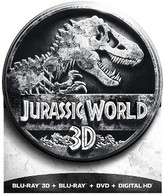 Jurassic world 3d (Includes ultraviolet) (Blu-ray)