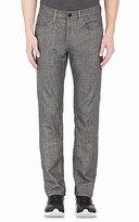 J Brand Men's Kane Trousers-GREY