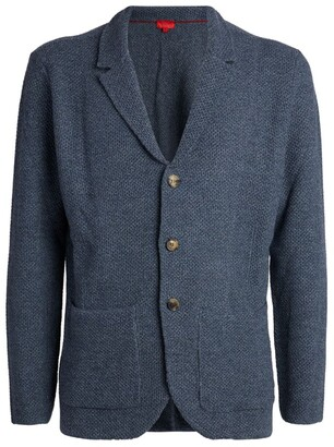Isaia Wool Cardigan