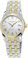 Frederique Constant Fc-303mpwn1b3b Classics Automatic Gold-plated Stainless Steel Watch
