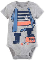 Carter's Pirate Cotton Bodysuit, Baby Boys