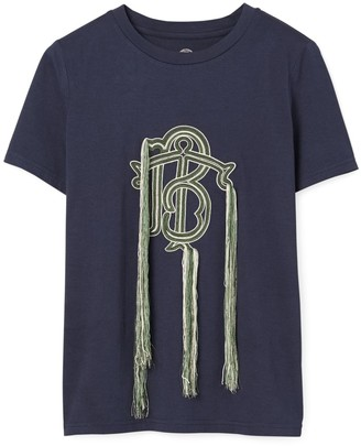 Tory Burch Buddy Logo T-Shirt