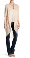 Eileen Fisher Long Dolman Sleeve Cardigan