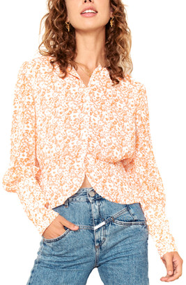 The East Order Peaches Top