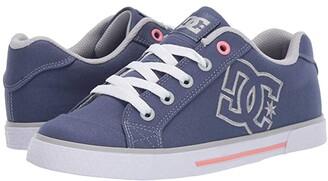 DC Chelsea TX (Blue/Grey) Women's Skate Shoes