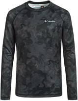 Columbia Midweight Printed Omni-Heat® Base Layer Top - Long Sleeve (For Little and Big Kids)