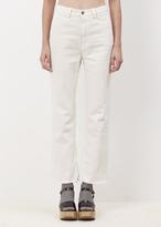 Rachel Comey dirty white slim legion pant