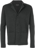 Roberto Collina fine knit cardigan - men - Cotton/Wool - 46