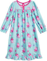 Peppa Pig Nickelodeon's Printed Nightgown, Toddler Girls
