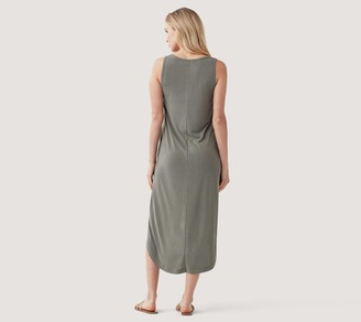 Splendid Sandwash Sleeveless Dress with Pockets- Riva