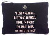 Kate Spade I Love a Martini Pouch Clutch
