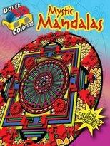 Dover 3-D Coloring Book-Mystic Mandalas