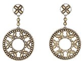John Hardy Two-Tone Kawung Drop Earrings