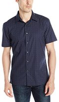 Perry Ellis Men's Exclusive Arrow Print Shirt