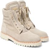 Balmain - Suede Desert Boots