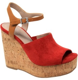 Charles by Charles David Dory Wedge Sandals Women's Shoes